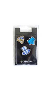 MALAGA CF PINS PACK