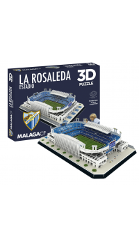 """MCF """"LA ROSALEDA"""" PUZZLE 3D"""