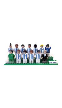MALAGA CF CONSTRUCTION SET
