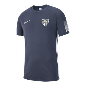 CAMISETA ENTRENO PLAYER GRIS MALAGA CF 2019/20 -ADULTO-