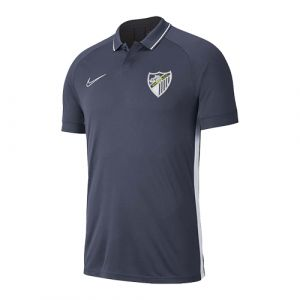 OFFICIAL MCF GRAY PLAYER POLO SHIRT 2019/20 -ADULT-