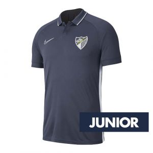 OFFICIAL MCF GRAY PLAYER POLO SHIRT 2019/20 -JUNIOR-