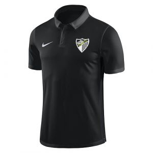 OFFICIAL MCF BLACK STAFF POLO SHIRT 2019/20 -ADULT-