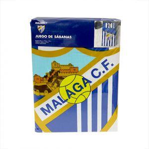 JUEGO DE SABANAS MALAGA CF