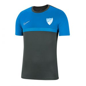 CAMISETA ENTRENO PLAYER AZUL MALAGA CF 2020/21 -ADULTO-