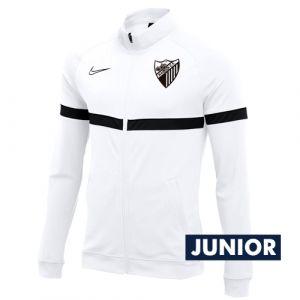MALAGA CF TRACK SUIT JACKET 2021/22 -JUNIOR-