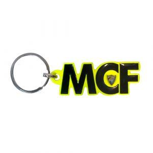 MCF FLUOR KEYRING