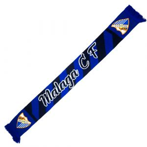 MALAGA CF DOUBLE CLASSIC SCARF
