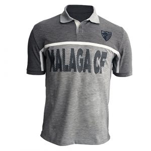 "MCF ""RUBBER COLLECTION"" GREY POLO SHIRT -ADULT-"